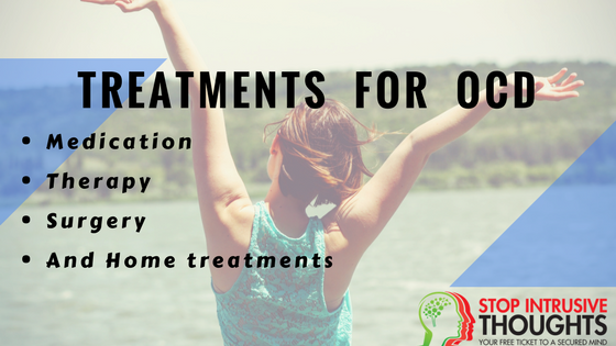 Treatments for OCD