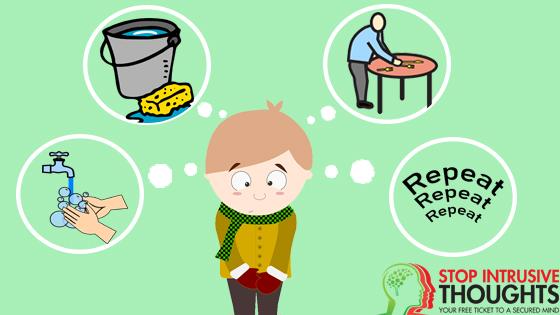 Symptoms Of OCD In Children