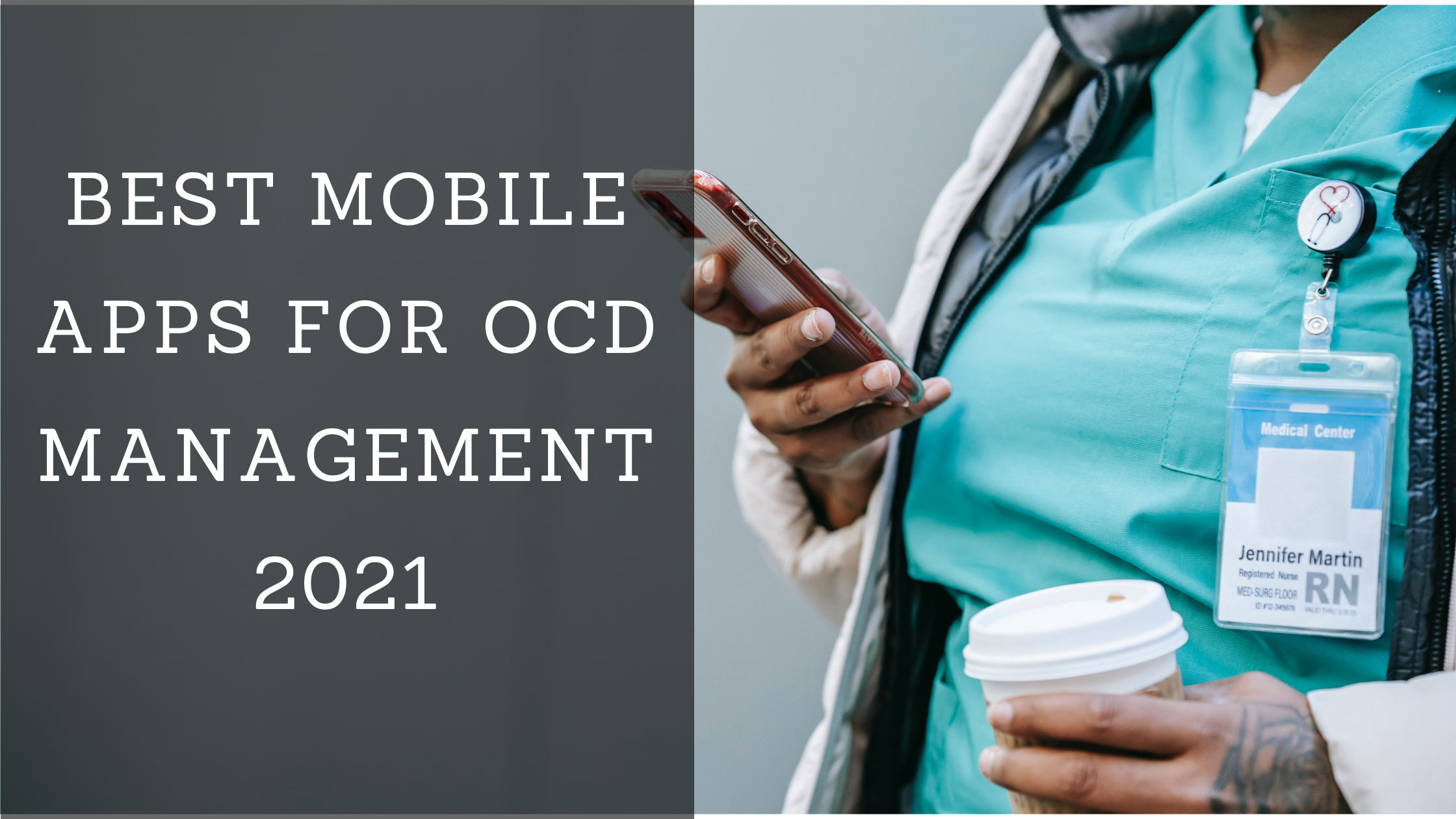 Best Mobile Apps for OCD Management 2021